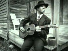 Blind Willie Johnson - Dark Was The Night, 1927 EXTRAORDINARY VIDEO.