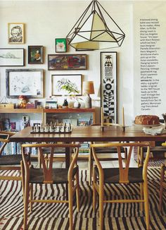 light fixture, eclectic look