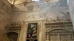 Fotograrte: Capilla de la Concepción (Catedral de Sigüenza)