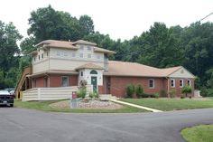 9,000 square foot renovation and expansion to veterinary clinic and dog kennel in Arnold, MD.
