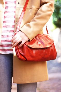 The First Bag (basic) – Ruby Red | Barneto – the leather lab -The blog- | Barnetoblog