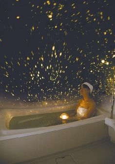 SEGA TOYS Homestar Spa Bath Bathroom Planetarium. Could be awesome for kids themed baths if it weren't like $150.