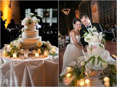 This couple celebrated their Chicago wedding beautifully with both elegance and shine. From #BlushBouquets to gorgeous views, this wedding made one lasting impression! Photos by Gerber & Scarpelli
