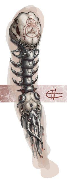 Sketch tattoo by AspectusFuturus.deviantart.com on @deviantART