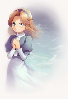 love this art of Maria!