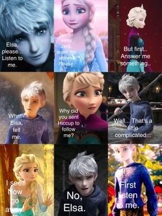 Jelsa and Hiccup Part 9
