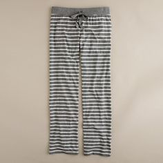 cute and comfy...yes, I'm addicted to pajamas.