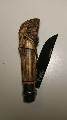 Cuchillos y navajas,un lugar de reunión - Opinel n8 Indios - Navajas