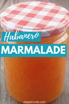 Habanero Marmalade is the perfect recipe to make. No pectin, easy and perfect to spread on your morning spread. Whip this up and serve for breakfast or to guests. Orange Recipes, Spicy Recipes, Spicy Aioli, Marmalade Recipe, Oranges And Lemons, Stuffed Hot Peppers, Everyday Food, Perfect Food, Saturated Fat