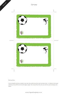 World Cup Soccer Party {with FREE downloads!} - Kara's Party Ideas - The Place for All Things Party