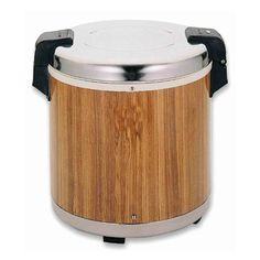 Excellante SEJ21000 Commercial Wood-Grain 50-Cup Rice Warmer -- Read more info by clicking the link on the image. #RiceCookers