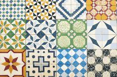 mosaicos geometricos faciles - Pesquisa Google