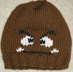 Goomba Hat Pattern (Well, Sort Of) | FadeCrazy's Blog