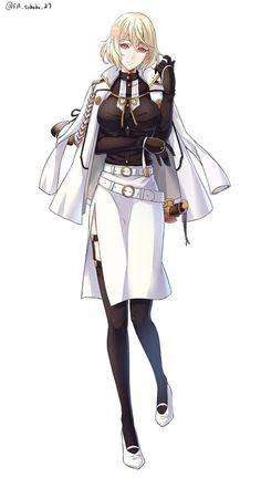 Chica Fantasy, Anime Fantasy, Fantasy Girl, Fantasy Characters, Female Characters, Anime Characters, Fantasy Character Design, Character Inspiration, Game Character