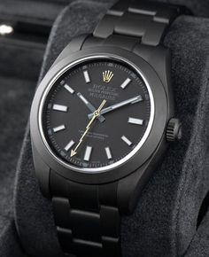 Rolex Milgauss Mens Luxury Watch @majordor | 116400-WHTSDO | www.majordor.com