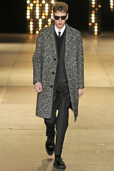 Saint Laurent Men's RTW Fall 2014 - Slideshow