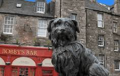 Greyfriars Bobby with interview from Edinburgh Tour guide