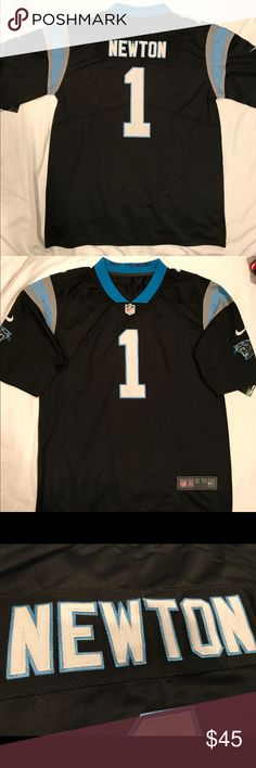 Cam Newton NC Panthers Jersey Super Bowl Champ Quarterback. Brand new Nike Panthers  jersey. bab7bb9f7