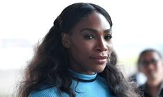 "Serena Williams spoke out against police brutality in a Facebook post , writing: ""As Dr Martin Luther King said 'There comes a time when si..."