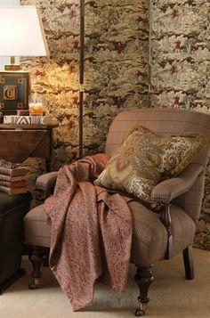 Ralph Lauren Fabric Collection. Image: calicocorners.com.