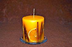 ΧEIΡΟΠΟΙΗΤΟ ΑΡΩΜΑΤΙΚΟ ΚΕΡΙ  9Χ10 CM  ΜΕ ΞΥΛΑΚΙΑ ΚΑΝΕΛΑΣ via ΕΡΓΑΣΤΗΡΙΟ  ΚΕΡΙΩΝ. Click on the image to see more! Pillar Candles, Candles