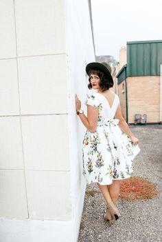 Floral Dream Dress   Dearest Lou