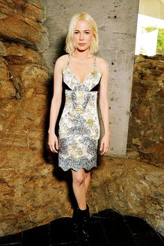 Michelle Williams at the Louis Vuitton Cruise 2016 Resort Collection show in Palm Spring. - (May 6, 2015)