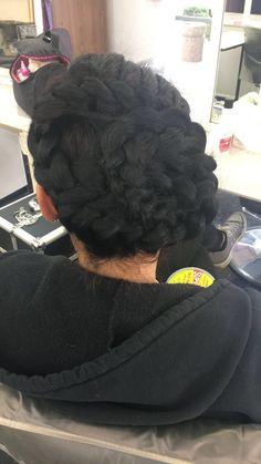 Braided hair ❤️ @AriAnnAsHairStyles