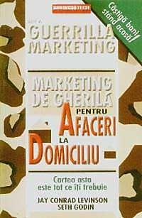 Marketing de gherila pentru afaceri la domiciliu