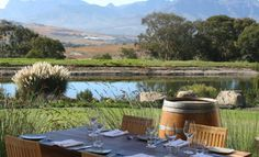South Africa's Stellenbosch is a stylish gateway to the winelands of compelling marriage of old and new.