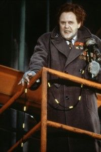 John Lithgow as Lord Whorfin in The Adventure of Buckaroo Banzai Across the Dimension Cult Movies, Films, John Lithgow, Science Fiction Series, Film Stills, Aliens, Hong Kong, Indie, Steampunk