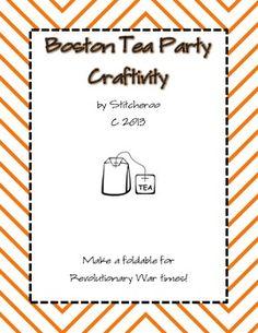boston tea party essays