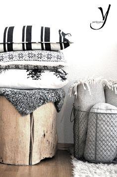 120 Black and White Decor Inspiration 123 Decoration Inspiration, Interior Design Inspiration, Room Inspiration, House Doctor, Interior Exterior, Home Interior, My Living Room, Home And Living, Ideas Hogar
