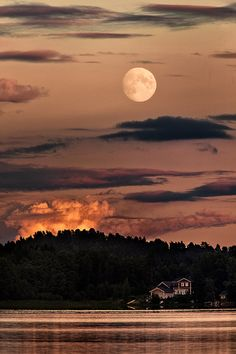 223/365, August moonlight