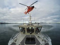 Take a ride along with USCG Station Seattle as they conduct training with Air Station Port Angeles! Coast Guard crews train together so they can be ready for anything!