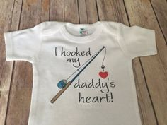 Custom made to order baby one piece. Made with your choice of text colors & wording. If no text color or wording requests are made I will create