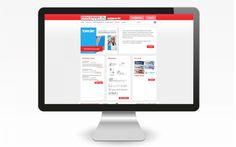 Voor Procura BV hebben we een maatwerk website ontwikkelt. Omdat Procura BV twee stromingen heeft, relatiegechenken en werkkleding, is de website opgezet met een dubbele stylesheet. Een stylesheet is een bestand waarin de opmaak wordt weergegeven. Zo is voor relatiegeschenken rood aangehouden en werkkleding grijs. Meer informatie: www.quite-easy.nl/portfolio/procura-bv
