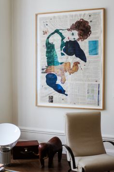 Karena Schuessler — Design Art Gallerist, Apartment & Gallery.