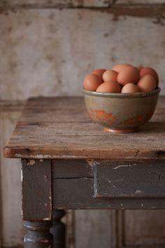 Sunday Morning. Eggs.