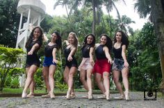 Pinacoteca Benedicto Calixto - Santos - SP #ballet #dance #pinacotecadesantos #girls