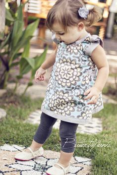 Butterfly Tunic/Dress Pattern and Tutorial