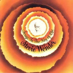Stevie Wonder Songs in the Key of Life - I inherited this album from my grandmother after she passed away.  It's beautiful and has a lot of meaning because of that alone.