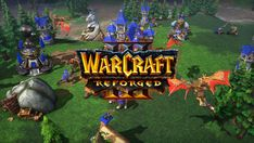 The Warcraft III: Reforged is a much-needed and expected remaster that's not quite complete. Tower Defense, Real Time Strategy, Strategy Games, Warcraft 3, World Of Warcraft, The Fog Of War, Seize Ans, Illidan Stormrage, Jaina Proudmoore