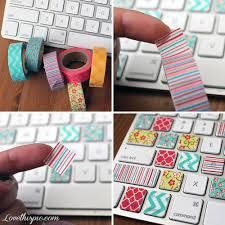 Great way to decorate your keyboard