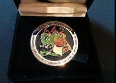 #SEC642 Challenge Coin