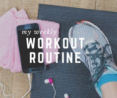 Are you stuck in a rut at the gym? Don't know where to start? Today's post, on my current routine, is for you! Weekly Workout Routines, Stuck In A Rut, Gym, Sneakers, Blog, Tennis Sneakers, Sneaker, Women's Sneakers, Blogging