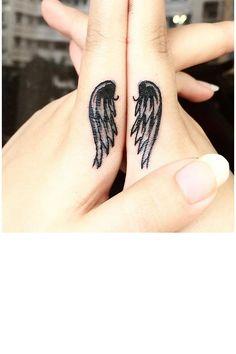 Les ailes à réunir