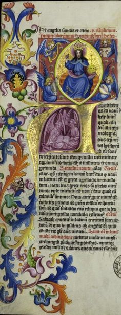 Pal. lat. 291 Author Rabanus Maurus Title De rerum naturis Date 1425 Language lat https://digi.vatlib.it/view/bav_pal_lat_291