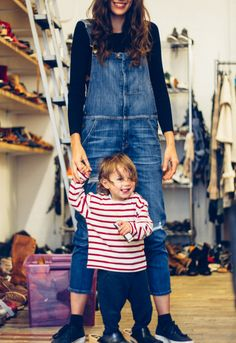Free People Model (Mom) Off Duty | Free People Blog #freepeople