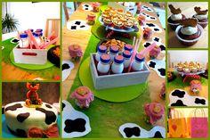 Birthdayparty farm: the desk Birthday Parties, Birthday Cake, Desserts, Desk, Food, Anniversary Parties, Tailgate Desserts, Deserts, Desktop